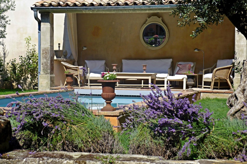 Location drome provencale locations maison de caract re for Saint paul trois chateaux piscine