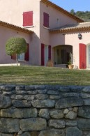 attractive villa on the same level saint paul 3 chateaux solded
