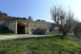 Farmhouse to be restored In Provence  Various Outbuildings