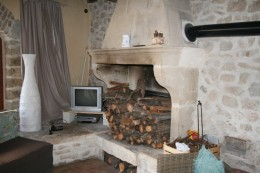 Stone village house Close to grignan SOLDED
