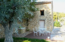 character house Not far from Grignan beautifull vieuw
