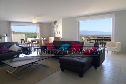 Attractive villa with dominant view near Grignan for sale
